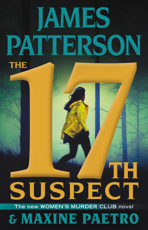 The 17th Suspect by James Patteron Book Cover