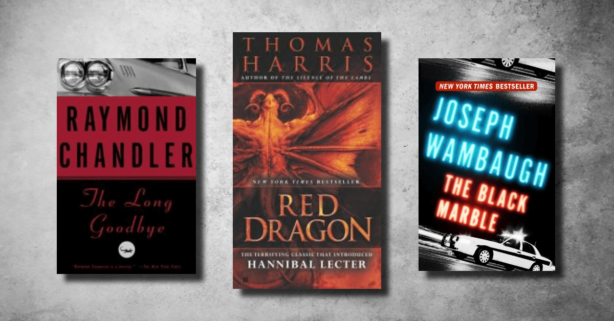 Michael Connelly's Five Favorite Crime Novels of All Time