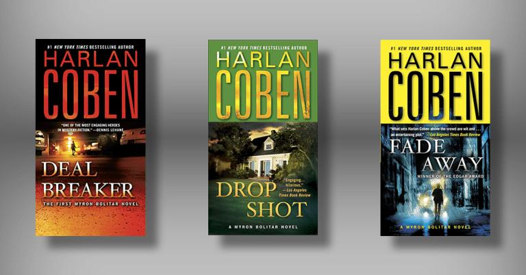 Harlan Coben Shares His Favorite TV Shows | Novel Suspects