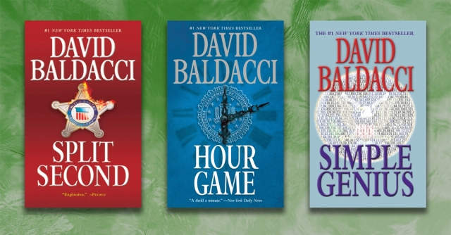 Read David Baldacci S King And Maxwell Series In Order Novel Suspects
