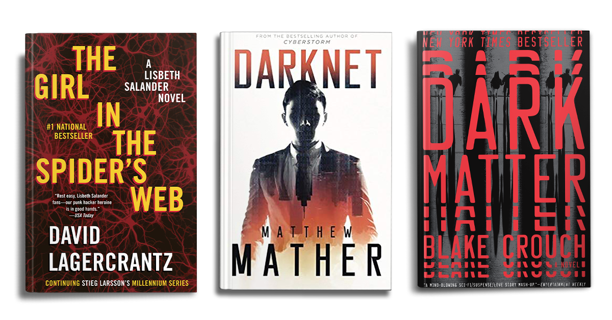 14 Technothrillers to Keep You Up Past Your Bedtime | Novel Suspects